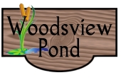 Woodsview Pond logoC